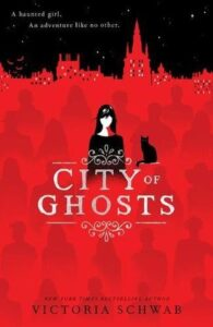 city of ghosts book cover