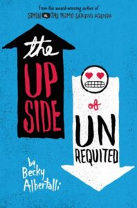 upside of unrequited cover