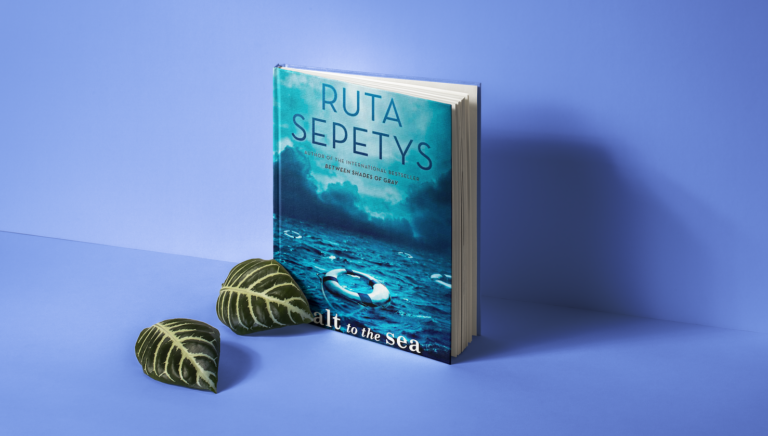 salt to the sea book cover