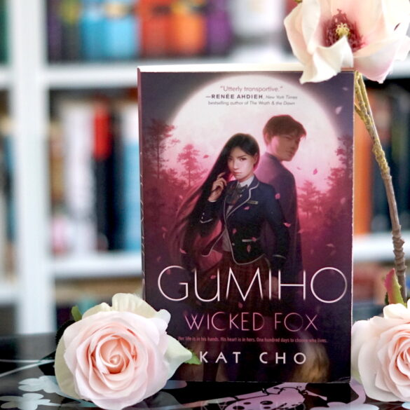 wicked fox book cover