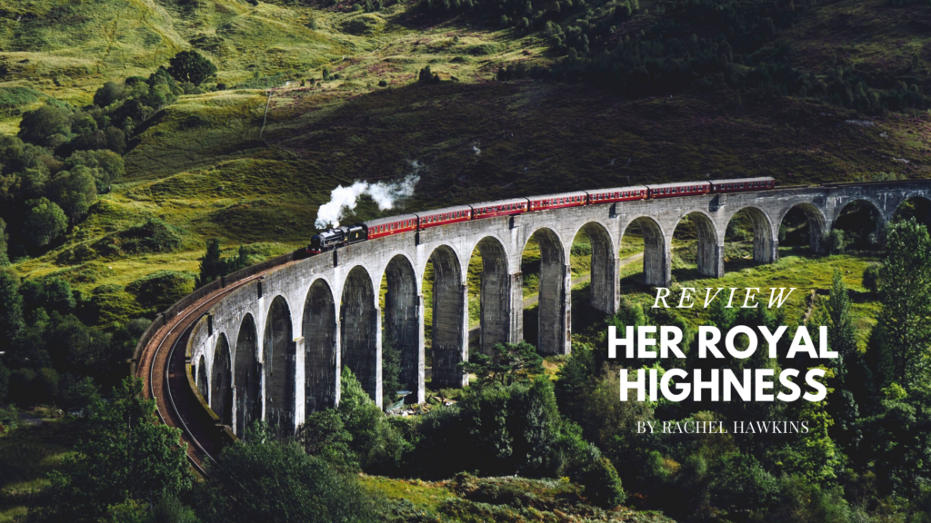 her royal highness review cover