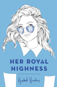 her royal highness book cover