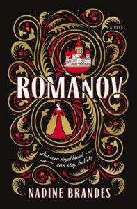 romanov book cover