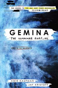 gemina book cover