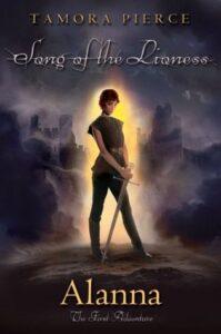 alanna book cover
