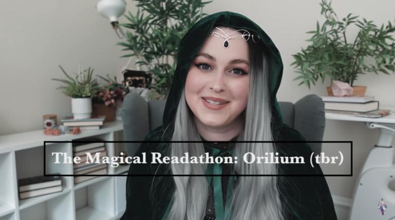 the magical readathon orilium post image